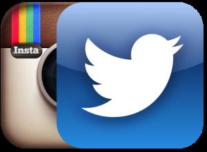 Instagram x Twitter